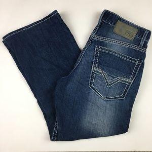BKE Denim Aiden Bootleg Jean Size 30S